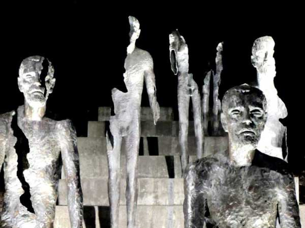 Memorial for the Victims of Communism by Olbram Zoubek