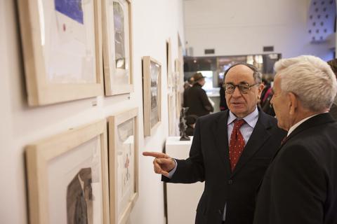 Ambassador Yaakov Levy