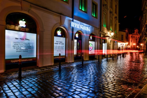Apple Prague museum