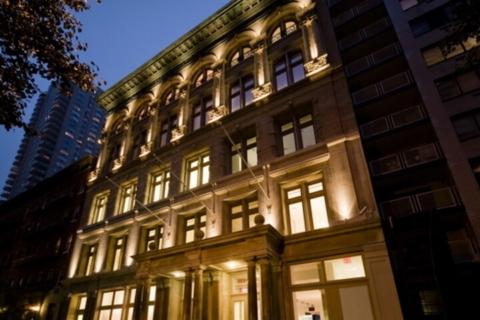 Bohemian National Hall NYC