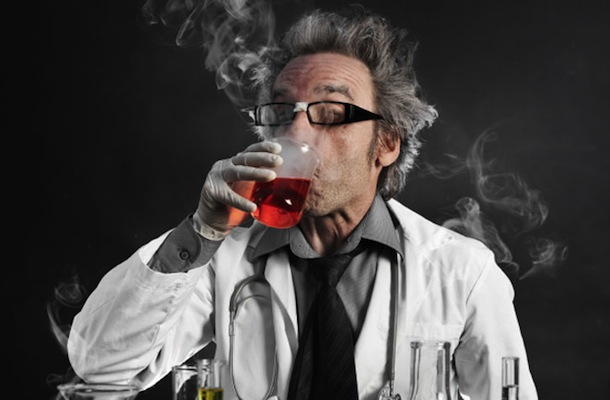 Czech scientists have a drinking problem