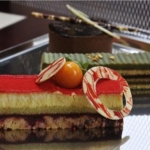Newly opened patisserie in Vinohrady