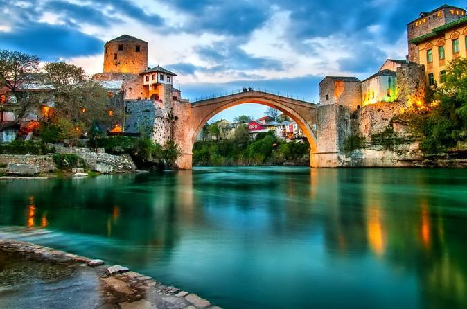 Sarajevo bridge
