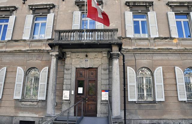 The Swiss Criminal Court in Bellizona