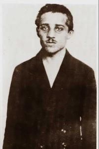 Assassin Gavrillo Princip. Photo: Wikipedia