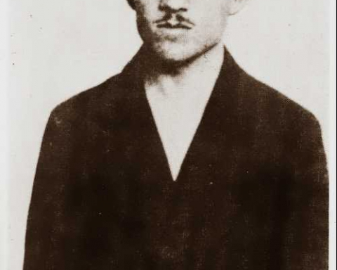 Assassin Gavrillo Princip. Photo: Wikipedia