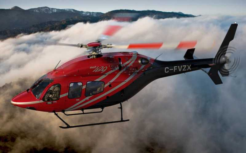 Bell 429. Photo: Bell Helicopter