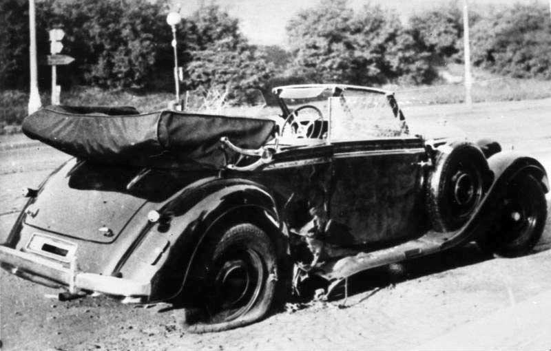 Whatever Happened To Reinhard Heydrich S Mercedes