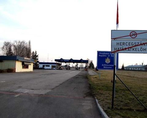 hungary-serbia border
