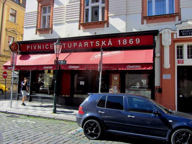 Mozart - Štupartská Street