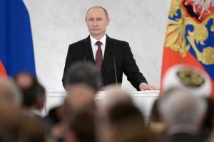 Full text of Putin's speech on Crimea