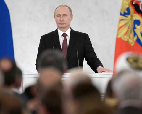 Full text of Putin's speech on Crimea