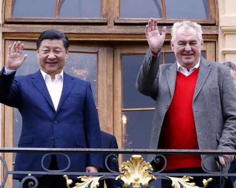 Czech Presiden Milos Zeman to visit China