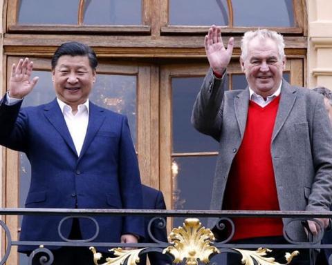 Czech Presiden Milos Zeman to visit China