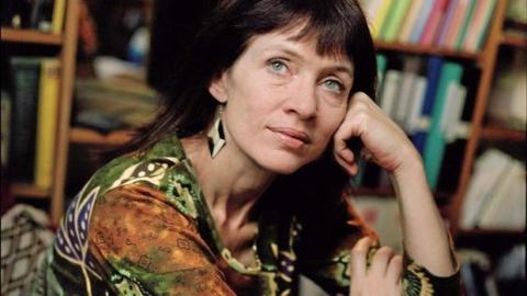 Author Nancy Huston