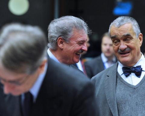 Foreign Affairs Minister Karel Schwarzenberg