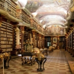 Klementinum national library