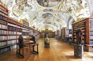 Strahov Library Prague