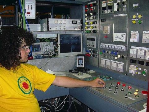 Zwentendorf nuclear plant