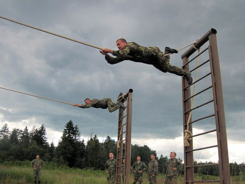 Czech Army undergoes radical changes after going professional