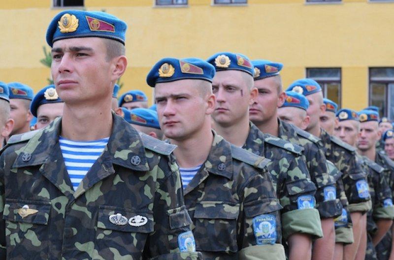 ukrainian-military