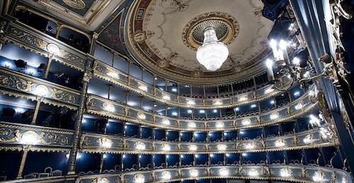 Estates Theater Prague