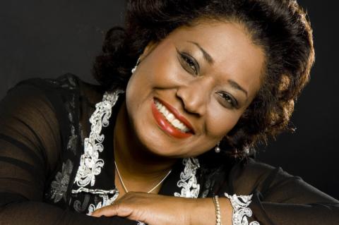 Opera star Michele Crider