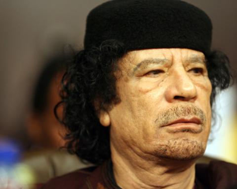 al-Qaddafi