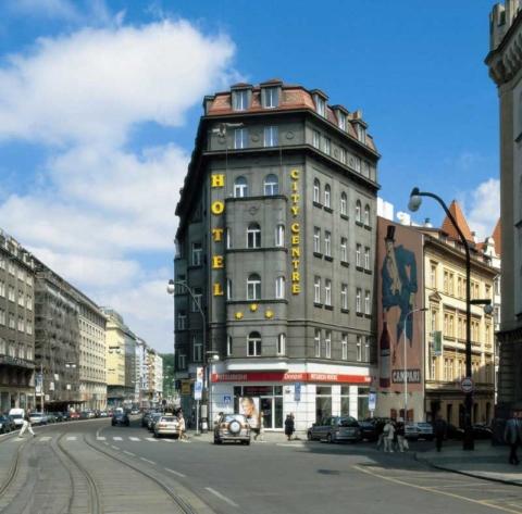 city centre Prague