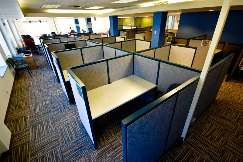 employees and employers disagree on workspace