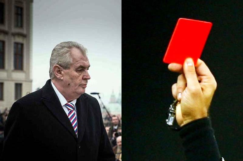 zeman-red-card