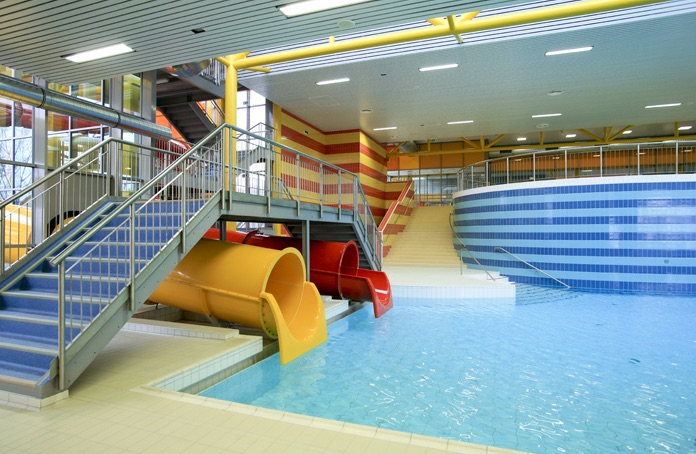 Best swimming pools in prague spa beach water sports for Best spa in prague