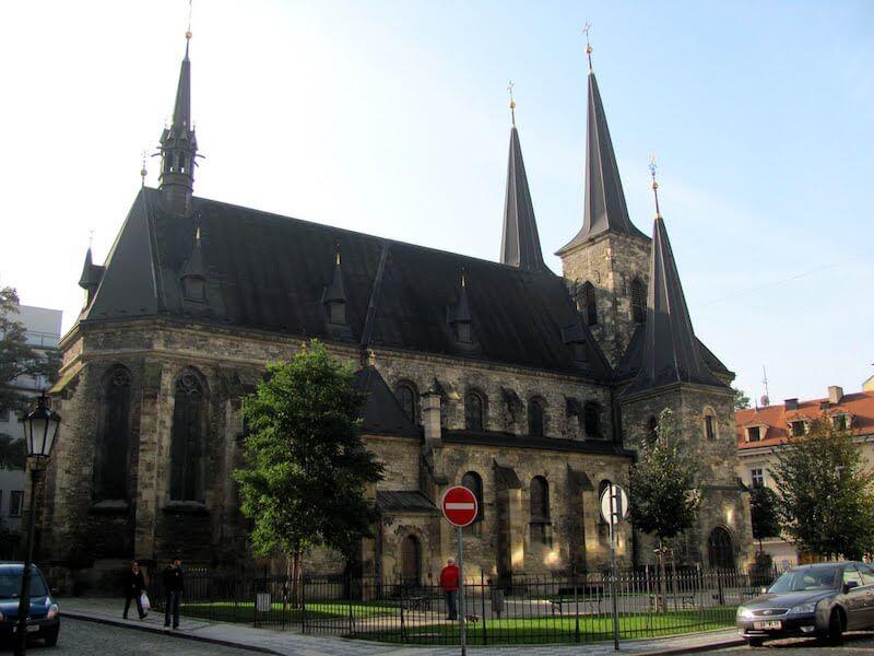 Church of St. Peter Na Poříčí