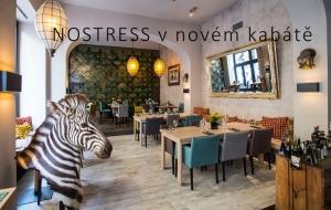 Nostress Cafe Prague