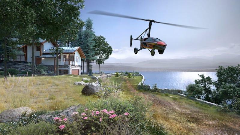 PAL-V-flying car