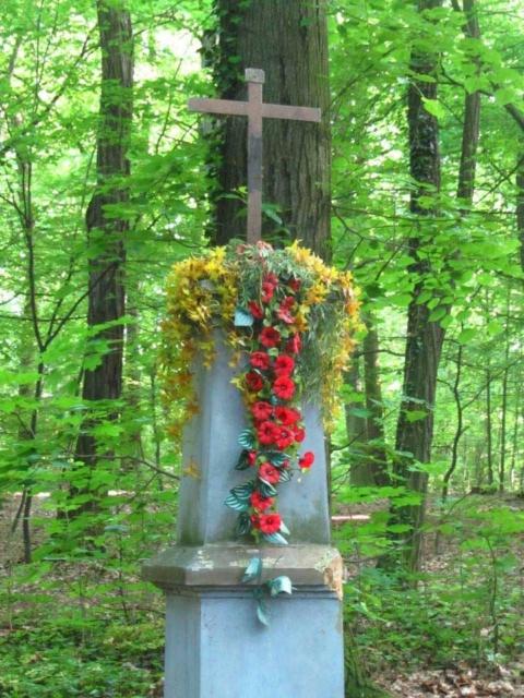 cross-in-woods