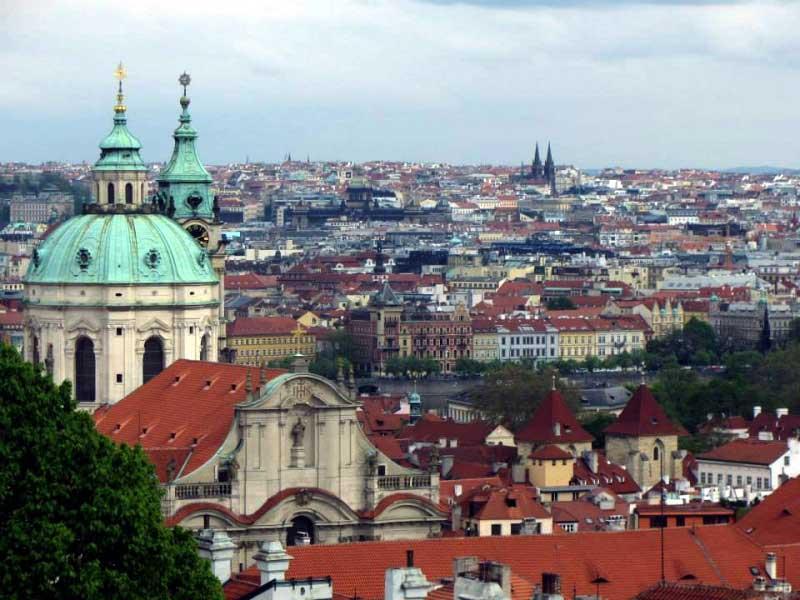 Best Vantage Points For Photographs Of Prague Prague Post