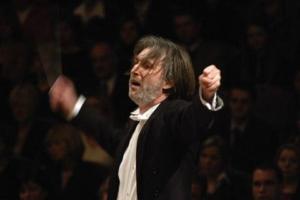 Conductor Friedemann Riehle