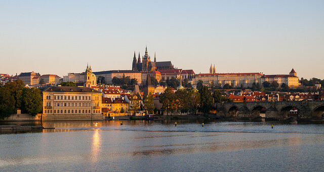 Prague Morning