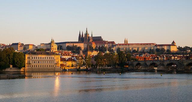 Prague Morning