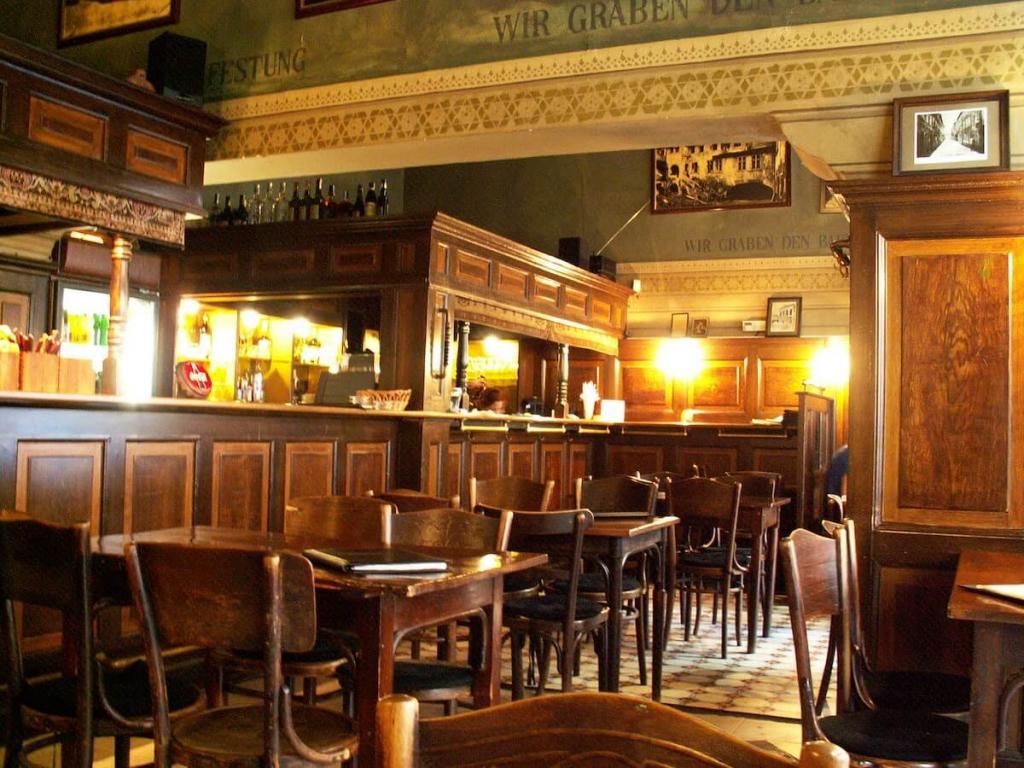 Prague Cafe stag do