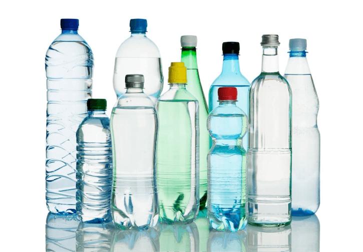industrial bottled water