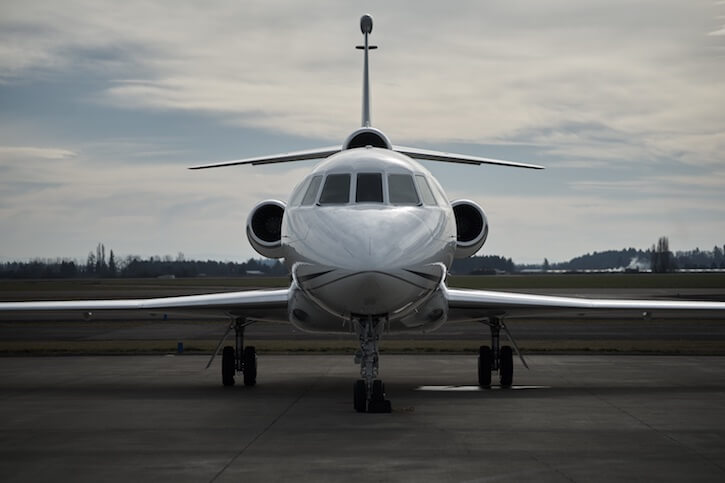 Chartering A Private Jet Is Now Uber Easy