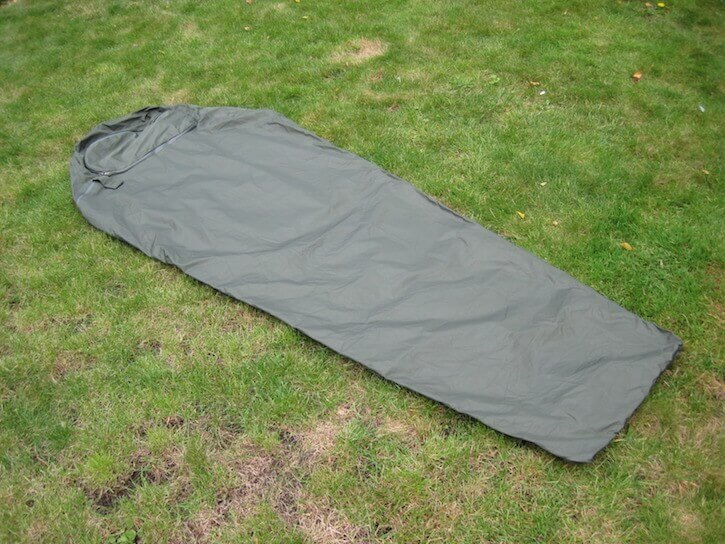 The Highlander Hawk is a reasonably priced mid-range bivy bag.