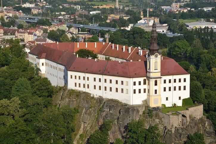 Decin Castle