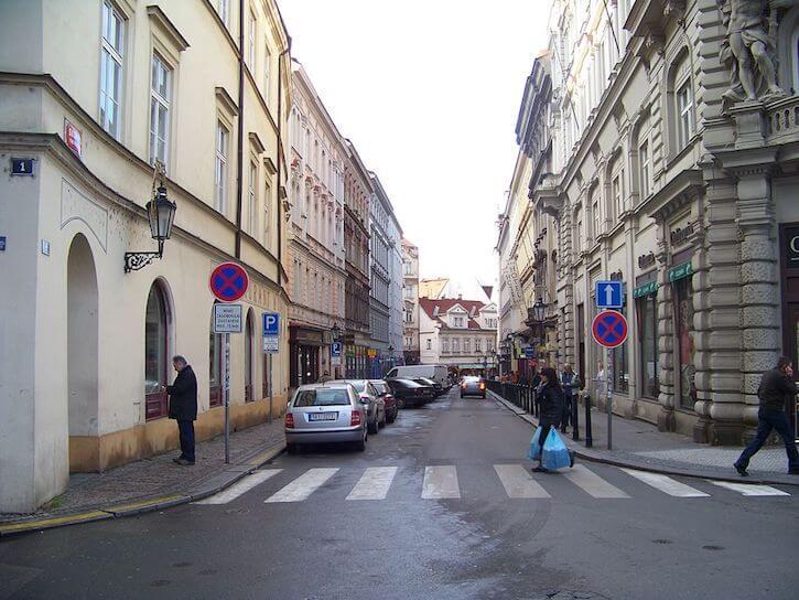 Skorepka Street