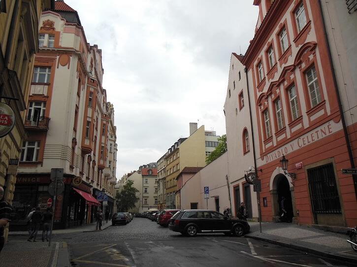 Stupartska Street