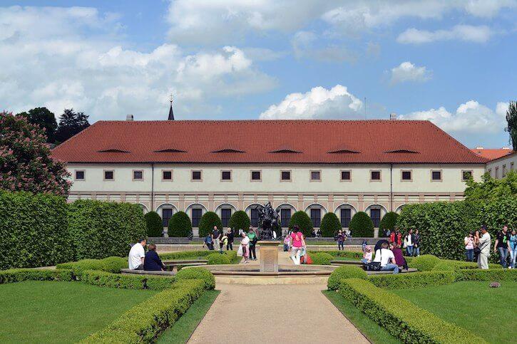 Valdstejn Palace