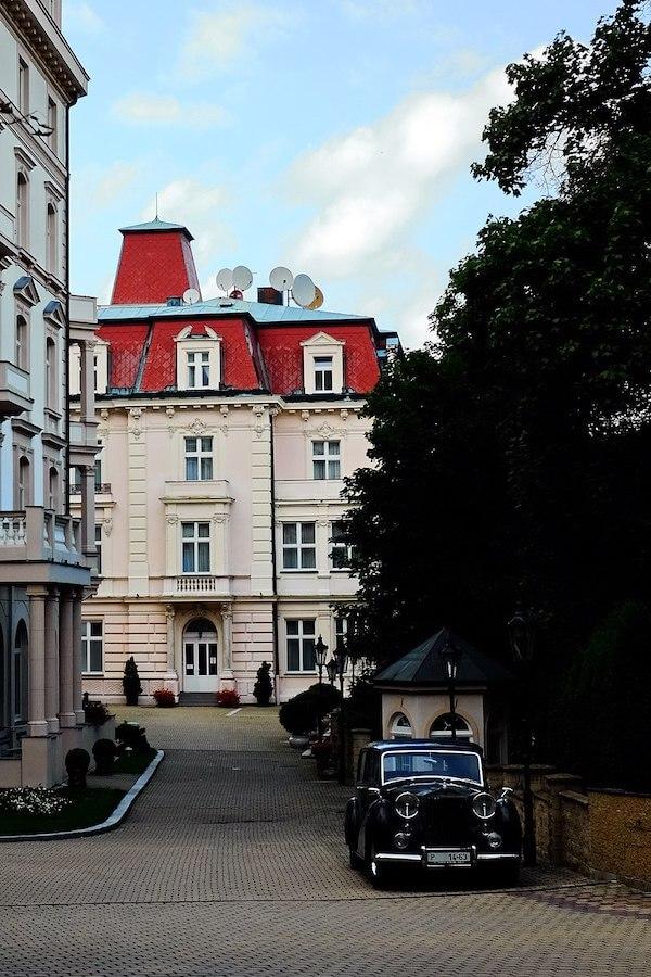 Villa Tereza Karlovy Vary