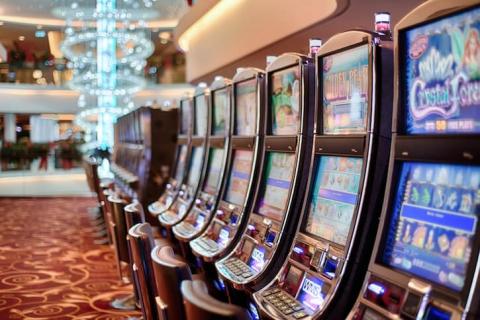 betting casino slot machine